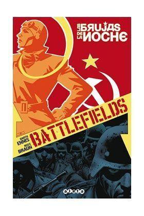 BATTLEFIELDS #01: LAS BRUJAS DE LA NOCHE