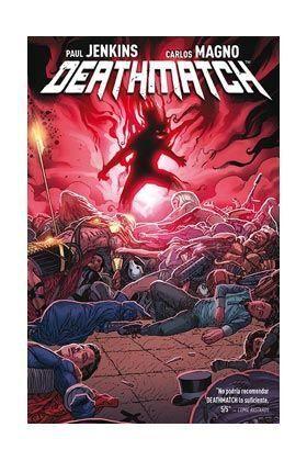 DEATHMATCH #03 - DE ALFA A OMEGA