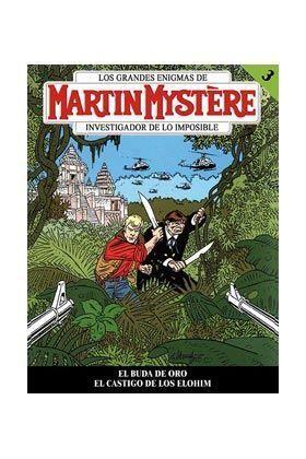 MARTIN MYSTERE VOL. 03 #03 EL BUDA DE ORO