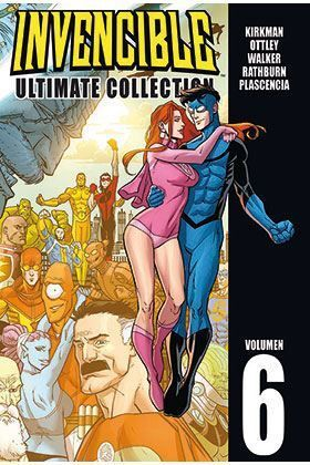 INVENCIBLE ULTIMATE COLLECTION VOL.06