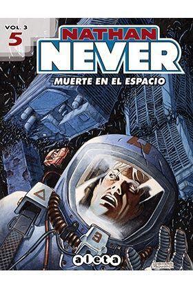 NATHAN NEVER VOL. 3 #05. MUERTE EN EL ESPACIO