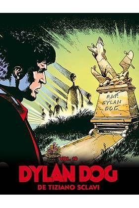 DYLAN DOG DE TIZIANO SCLAVI VOL. 10