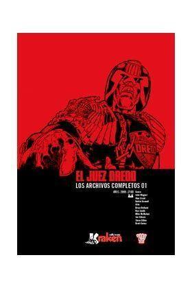 JUEZ DREDD: LOS ARCHIVOS COMPLETOS #001 (INTEGRAL)