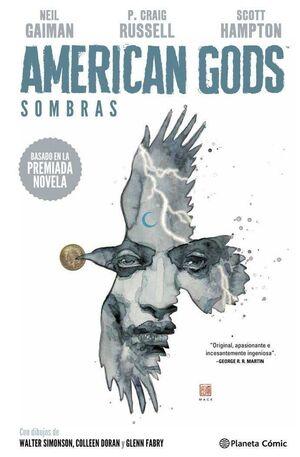 AMERICAN GODS SOMBRAS #01 (TOMO RECOPILATORIO)