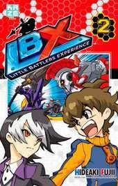 LITTLE BATTLERS EXPERIENCE (LBX) #02