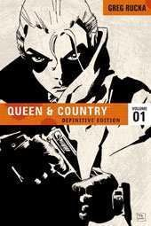 QUEEN & COUNTRY #01