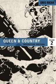 QUEEN & COUNTRY #02