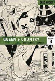 QUEEN & COUNTRY #03