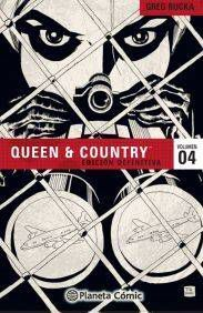 QUEEN & COUNTRY #04