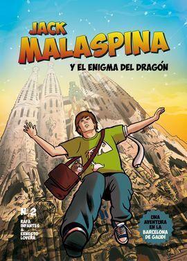 JACK MALASPINA Y EL ENIGMA DEL DRAGON