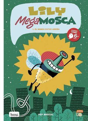 LILY MEGA MOSCA #01