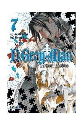 D.GRAY MAN #007
