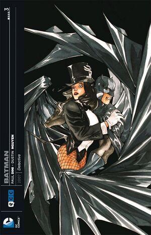 BATMAN: DETECTIVE #03 (DE 04)