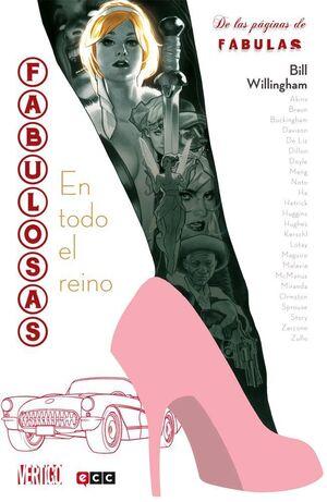 FABULOSAS #04. EN TODO EL REINO