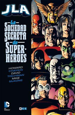 JLA: SOCIEDAD SECRETA DE SUPERHEROES