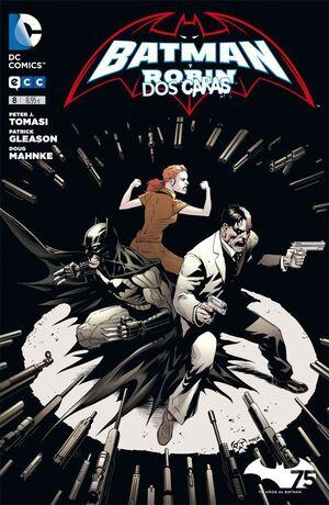 BATMAN Y ROBIN #08