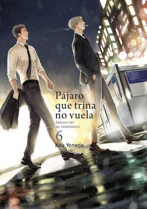 PAJARO QUE TRINA NO VUELA #06