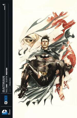 BATMAN: DETECTIVE #04 (DE 04)