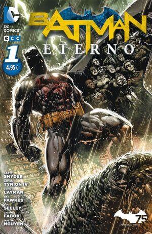 BATMAN ETERNO #01