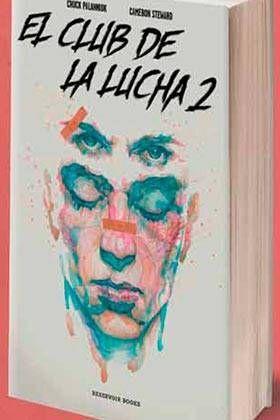 EL CLUB DE LA LUCHA #02 (COMIC)