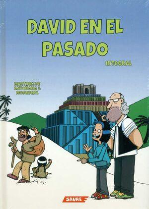 DAVID EN EL PASADO