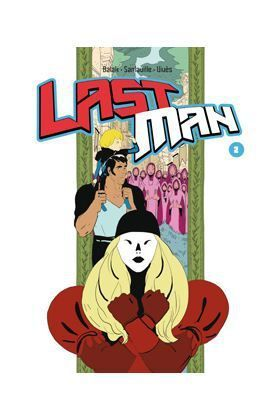 LAST MAN #02