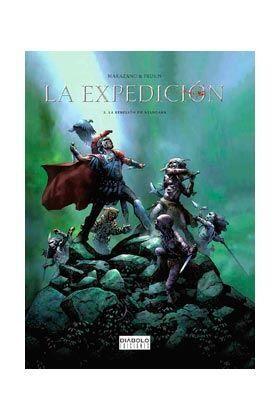 LA EXPEDICION #02. LA REBELION DE NIANGARA