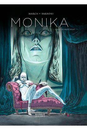 MONIKA #01: BAILE DE MASCARAS