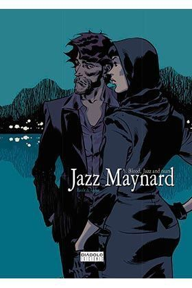 JAZZ MAYNARD #05: BLOOD JAZZ AND TEARS