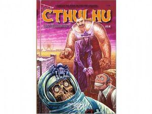 CTHULHU. COMICS Y RELATOS DE FICCION OSCURA #14. RAY BRADBURY 2
