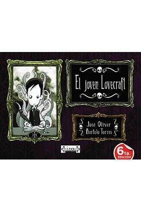EL JOVEN LOVECRAFT #01 (CARTONE)
