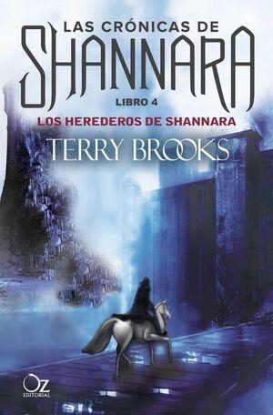 LAS CRONICAS DE SHANNARA #04. LOS HEREDEROS DE SHANNARA