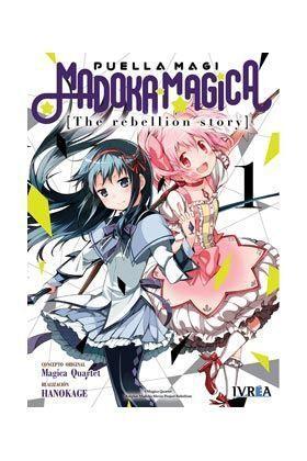 MADOKA MAGICA: THE MOVIE REBELLION #01