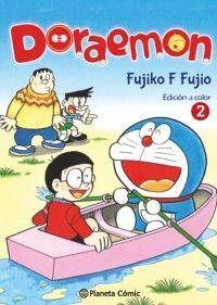 DORAEMON #02 (EDICION COLOR)