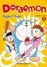DORAEMON #05 (EDICION COLOR)