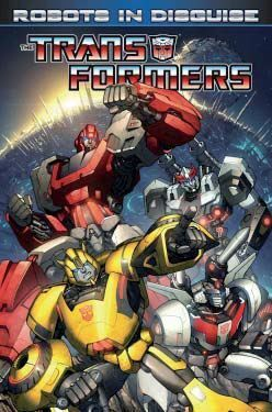 TRANSFORMERS ROBOTS IN DISGUISE #01