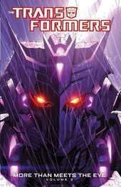 TRANSFORMERS: MORE THAN MEETS THE EYE #02