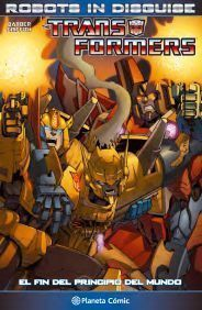 TRANSFORMERS ROBOTS IN DISGUISE #02