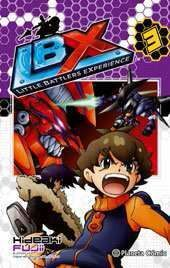 LITTLE BATTLERS EXPERIENCE (LBX) #03