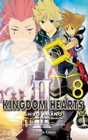KINGDOM HEARTS II #08
