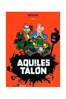 AQUILES TALON. INTEGRAL #02
