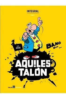 AQUILES TALON. INTEGRAL #05