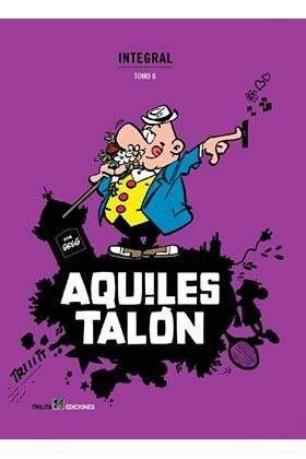 AQUILES TALON. INTEGRAL #06