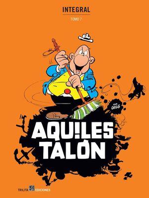 AQUILES TALON. INTEGRAL #07