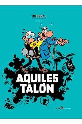 AQUILES TALON. INTEGRAL #08
