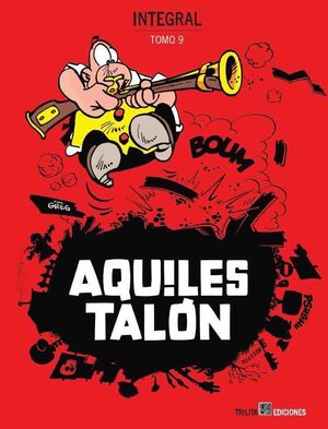 AQUILES TALON. INTEGRAL #09