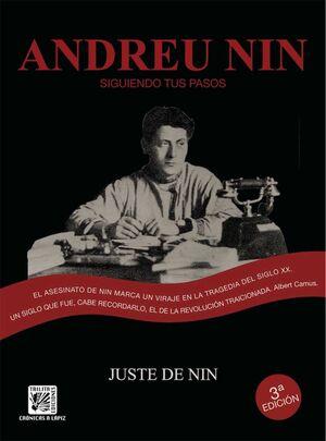 ANDREU NIN: SIGUIENDO TUS PASOS
