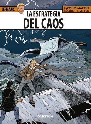 LEFRANC #29. LA ESTRATEGIA DEL CAOS