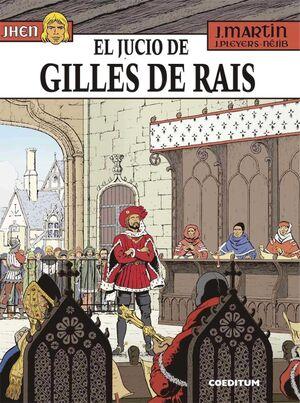 JHEN #17. EL JUICIO DE GILLES DE RAIS