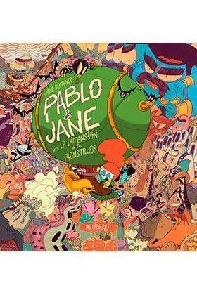 PABLO & JANE EN LA DIMENSION DE LOS MONSTRUOS